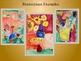 Elementary Art Lesson 1st: Van Gogh Impressionism Pastel/W