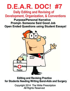 DEAR DOC-Daily Editing and Revising of Development Organiz