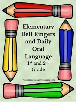 Elementary Language Arts Bell Ringers Vol 2