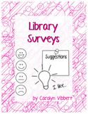Elementary Library Survey Bundle