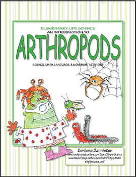 Elementary Life Science: An Introduction to Arthropods