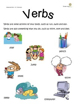 Elementary Oral - 02 - Verbs (1)