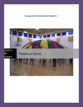 Elementary Parachute Games