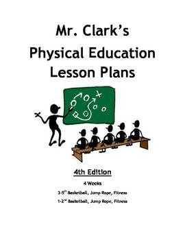 Physical Education Lesson Plans 4th Edition