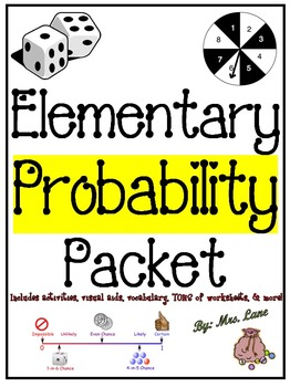 how to teach probability to elementary students