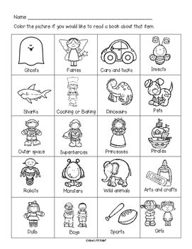 Elementary Reading Inventory