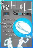 Elementary Rugby - Complete PE Sport Unit with lesson plan