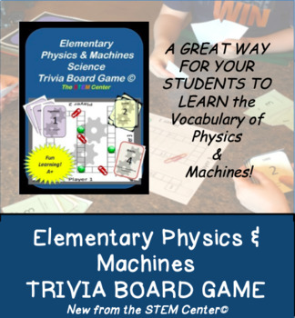 Physics Elementary Trivia Board Game