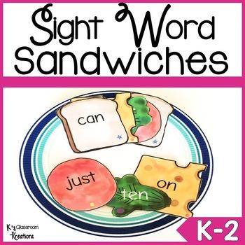 Elementary Sight Word Center