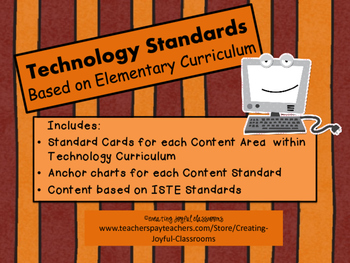 Technology Standards: Elementary