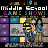 Elementary to Middle School Transition Lesson: Moving Up T
