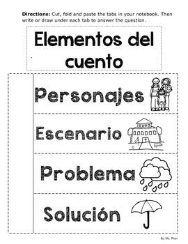 Elementos del cuentos