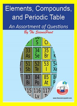 Elements, Compounds, and Periodic Table - An Assortment of