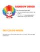 Elements of Art: Color Activities