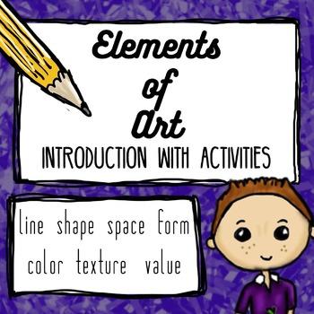 Elements of Art Introduction - PDF