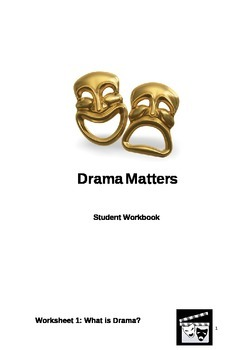 Elements of Drama Student Workbook