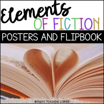 Elements of Fiction Poster Set