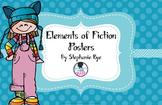 Elements of Fiction Posters