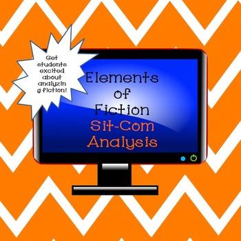 Elements of Fiction-Sit-Com Analysis