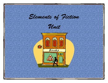 Elements of Fiction Stories