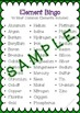 Elements of Periodic Table BINGO Game {FUN}