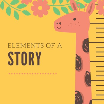 Elements of a Story Guided Notes