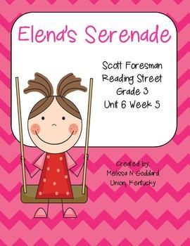 Elena's Serenade : Reading Street : Grade 3 : Unit 6