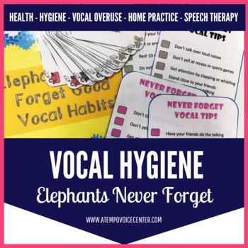 Elephant Vocal Hygiene