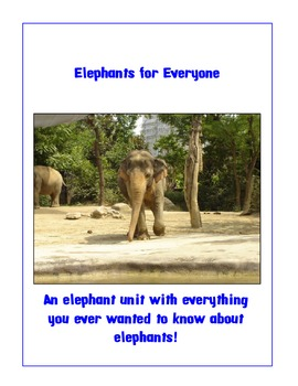Elephants for Everyone