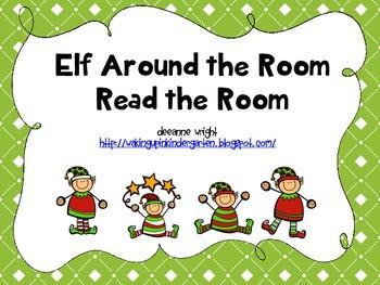 Elf Around the Room