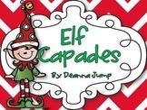 Elf Capades Math and Literacy Fun {Common Core Aligned}