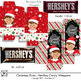 Elf Christmas Candy Bar Wrappers Printables