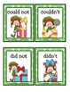 Elf Christmas Contractions