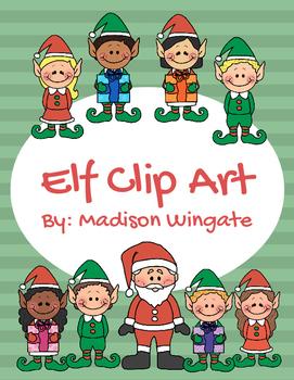 Elf Clip Art