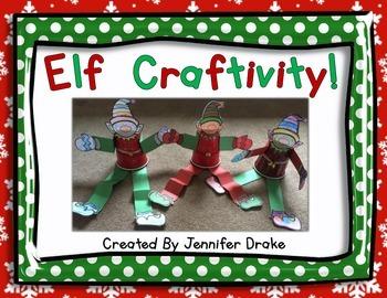 Elf Craftivity