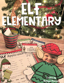 Elf Elementary with craftivity