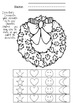 Christmas Worksheets, Tally's, Hundreds Charts, Fact Famil