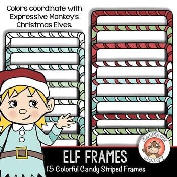 Elf Frames & Borders