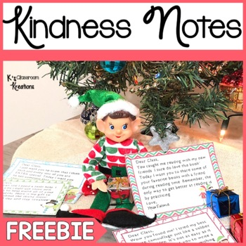 Classroom Kindness Elf