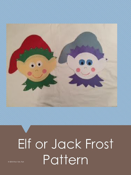 Elf/Jack Frost Pattern