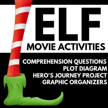 Elf: Movie Activities - Christmas Writing Activity - Hero'