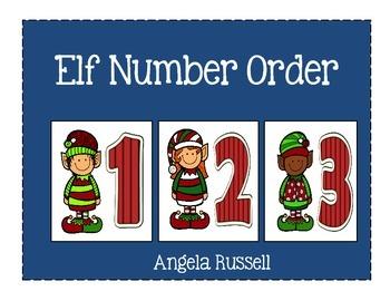 Elf Number Order ~ 1-20