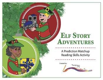Elf Prediction Matchup – A Focused Reading Skills Activity