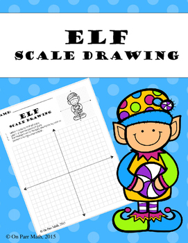 Elf Scale Drawing