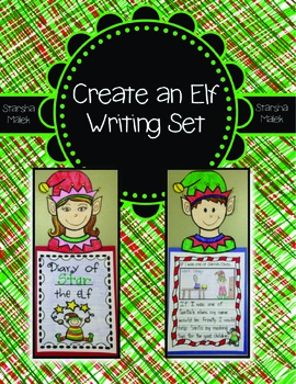 Elf Writing Set