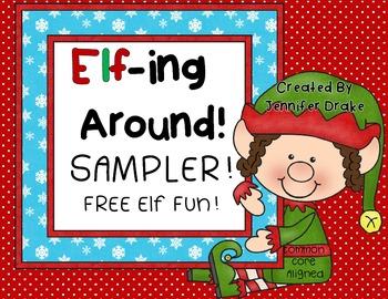 Elf-ing Around SAMPLER!   ~Free Elf Fun!~  CC Aligned!