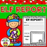 Elf on the Shelf Report
