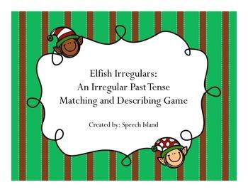 Elfish Irregular Past Tense