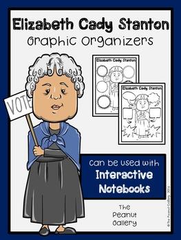 Elizabeth Cady Stanton Graphic Organizers
