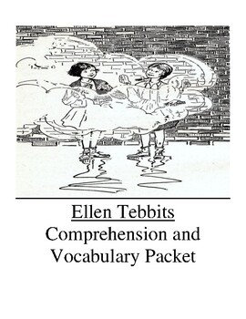 Ellen Tebbits by Beverly Cleary Guided Reading Unit Level P